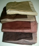 Dyeing browns