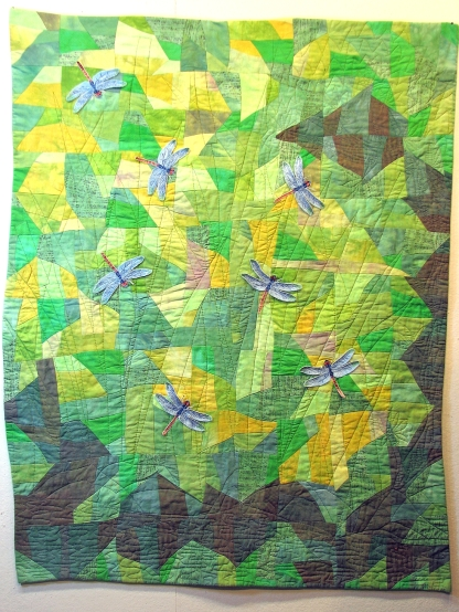 Dragonflies on Parade