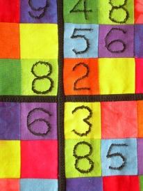 Sudoku (detail)