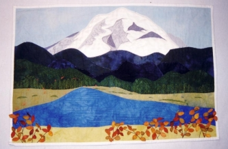 Mount Rainier, King of the Cascade Range