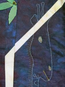 Illusive Giraffes (detail)